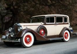 Packard'ımla Bir İhtiyar Kadını Çiğnedim