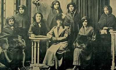 Osmanlıda Feminizm