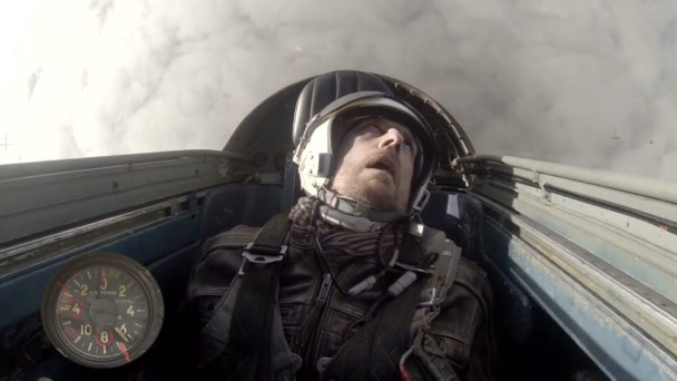 g kuvveti pilota etkisi