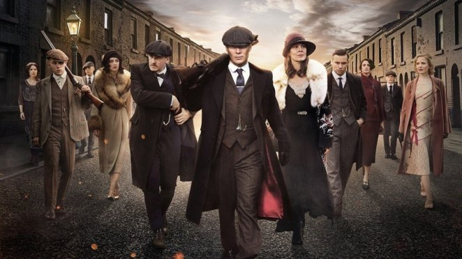 Tommy Shelby ve Peaky Blinders