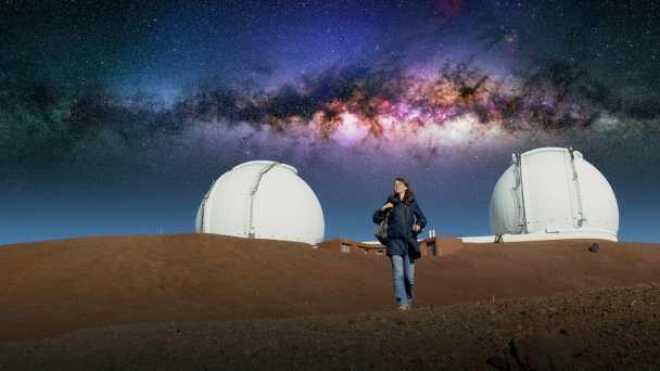 uzayda yaşam arayışı belgeseli