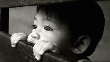 meraklı çocuk