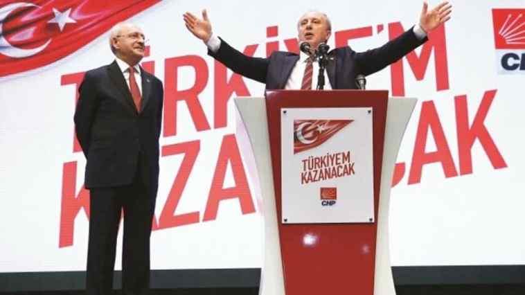 Gel Bakalım Muharrem İnce! İnce ve Yeni Partisi Bu Yazıda!