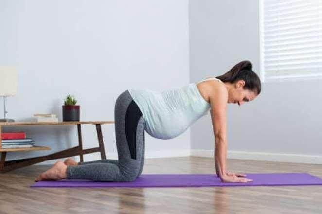 Hamilelik döneminde kegel egzersizi