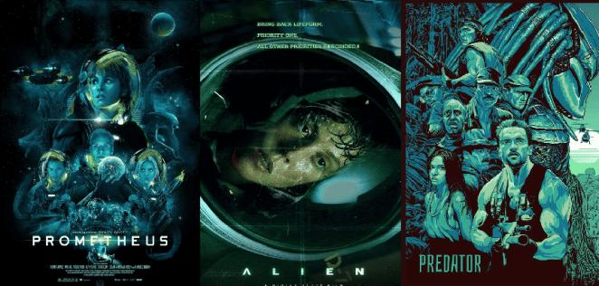 En İyi Üçleme: Alien | Predator | Prometheus