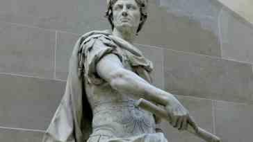Caesar'ı Selamlamak