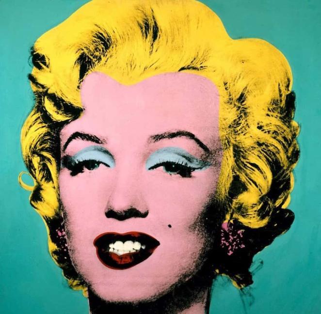 Pop Art nedir? Pop Art Sanatçıları ve Örnekleri and warhol