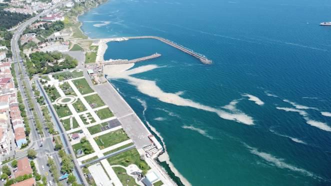 Marmara Denizi Öldü ve Çürüyor: Deniz Salyası Her Yeri Sardı!