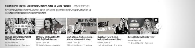 YouTube Dünyasının ''Gerçek'' Kadını: Gözde Tezer