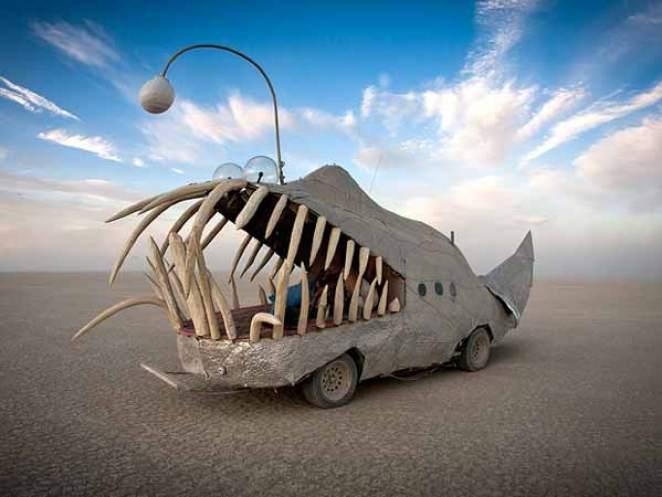 Ölmeden Önce Dünya Gözüyle Görmeli: Burning Man Festivali