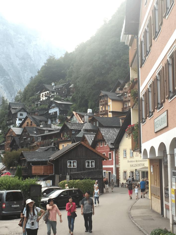Avusturya, Hallstatt