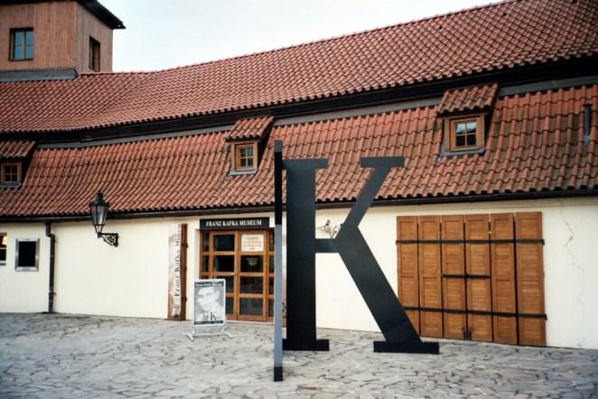 kafka müzesiaPrag'da Gezilmesi Gereken Favori Yerler ve Mekanlar