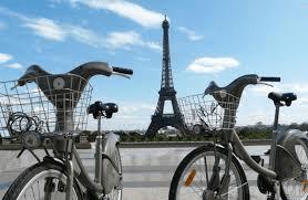 paris bisiklet gezisi