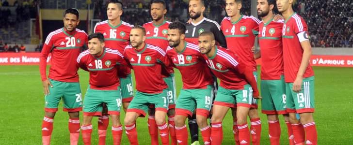 المنتخب الوطني المغربي