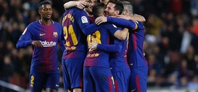 موعد مباراة برشلونة وليفانتي في الليجا والقنوات الناقلة للمباراة
