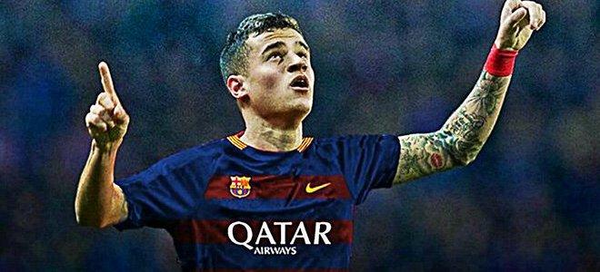 خطوة مفاجئة من كوتينيو لترك برشلونة