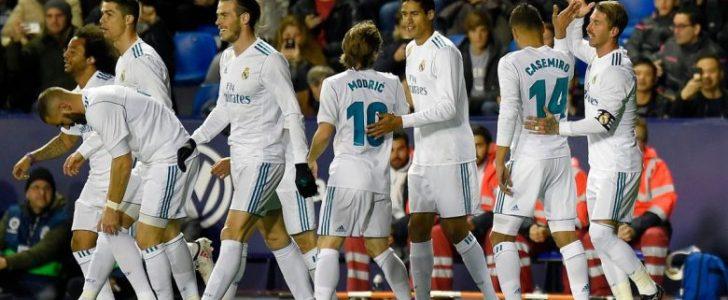مفاجئة في تشكيلة ريال مدريد ضد باريس