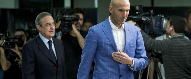 رسمياً: ريال مدريد يكشف هوية مدربه الجديد خلفاً لزين الدين زيدان