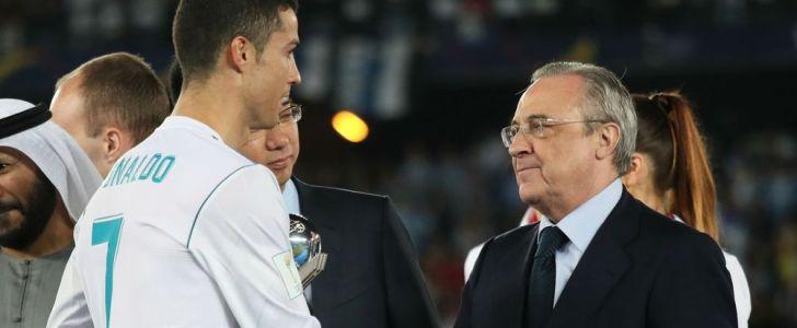 آس: كريستيانو رونالدو يرفض دعوة رئيس ريال مدريد لحفل الوداع