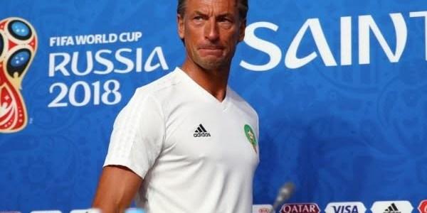 هيرفي رونار يَعتذِر عن تدريب المنتخب المصري