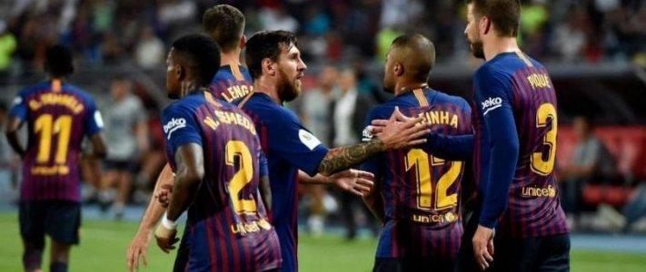 التشكيلة المتوقعة لمباراة برشلونة وبوكا جونيور في كأس خوان جامبر
