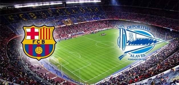 موعد مباراة برشلونة وديبورتيفو الافيس اليوم 18-08-2018 و القنوات الناقلة