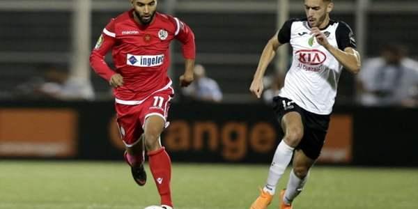 مباراة الوداد الرياضي و وفاق سطيف بالدور ربع النهائي لدوري أبطال أفريقيا
