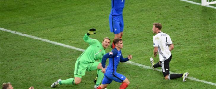 موعد مباراة ألمانيا ضد فرنسا اليوم فى دوري الأمم الأوروبية