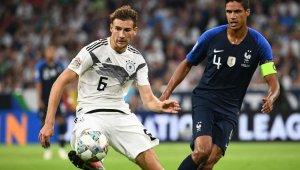 التعادل السلبي يحسم قمة ألمانيا وفرنسا في دوري الأمم الأوروبية
