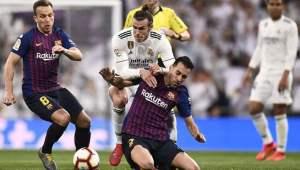 ملخص وأهداف مباراة ريال مدريد ضد برشلونة في الدوري الإسباني