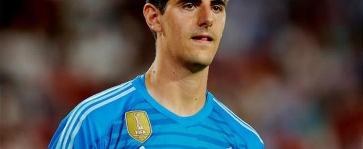 كورتوا يرفض الانتقال إلى مانشستر يونايتد ويحطم آمال ريال مدريد