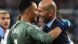الكشف عن رد فعل لاعبي ريال مدريد بعد عودة زيدان