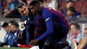 مان يونايتد ضد برشلونة .. فالفيردي يرفض المخاطرة بديمبلي