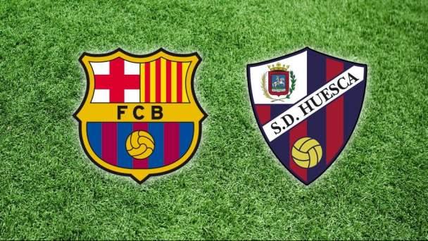 بث مباشر برشلونة وهويسكا 13-04-2019 مباراة الدوري الاسباني
