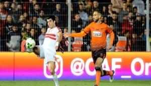 ضربة موجعة للزمالك المصري في مباراة الإياب أمام نهضة بركان