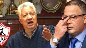 رئيس الزمالك يهدد فوزي لقجع قبل مباراة نهضة بركان ضد الزمالك