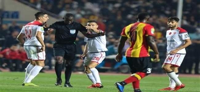 """رئيس الاتحاد التونسي يهاجم الـ""""كاف"""" ويتهمه بالتزوير في نهائي الوداد والترجي"""