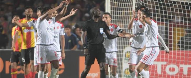 إقالات بالجملة داخل الاتحاد الافريقي بعد فضيحة مباراة الترجي والوداد