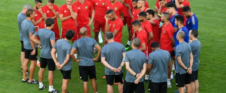 المنتخب المغربي يخوض مرانه الأخير قبل موقعة كوت ديفوار