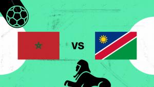 مشاهدة مباراة المغرب وناميبيا بث مباشر 23-6-2019 كاس الامم الافريقية