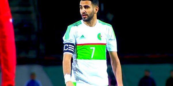 رياض محرز يرفض الحديث عن محمد صلاح : تركيزى مع الجزائر فقط