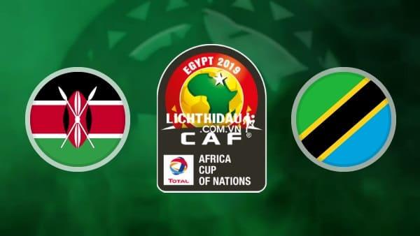 مشاهدة مباراة كينيا وتنزانيا بث مباشر اليوم الخميس 27 / 6 / 2019 كأس الامم الافريقية