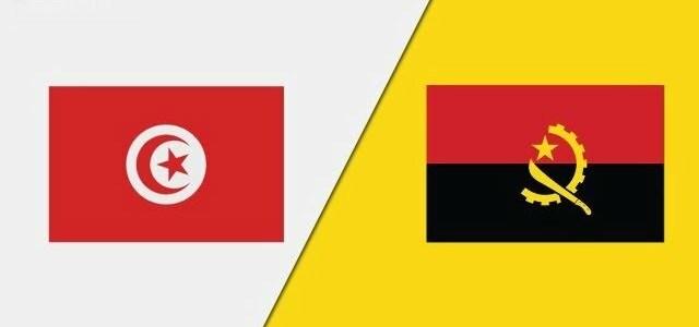 مشاهدة مباراة تونس وانجولا بث مباشر 24-06-2019 افريقيا