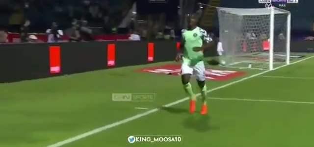 هدف مباراة نيجيريا وبوروندي 1-0 كأس أمم أفريقيا 2019