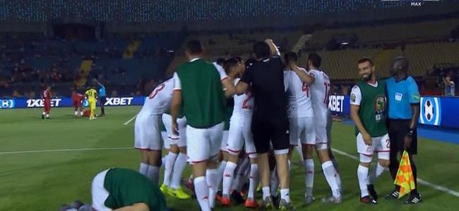 اهداف مباراة تونس ومدغشقر (3-0) كاس امم افريقيا
