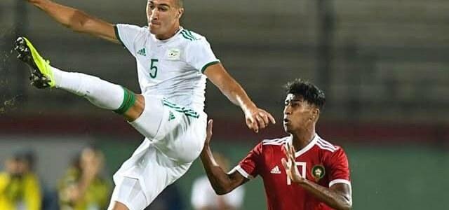 المنتخب المغربي المحلي يعود بالتعادل من أمام المنتخب الجزائري