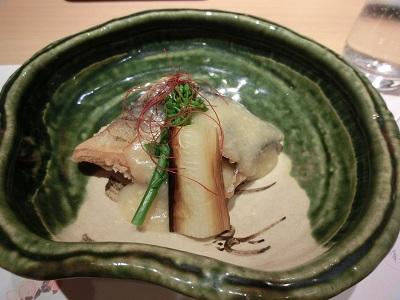 鯖の桜花焼