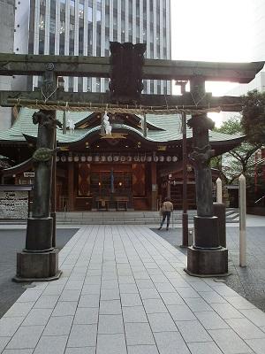 これが神社です