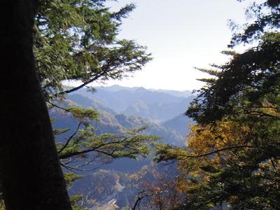 晴れた日にはここから東東京スカイツリーが見える(しかし今日は見えなかった)