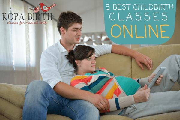 5 Best Childbirth Classes Online